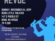 Reno Little Theater, A Blue's Revue
