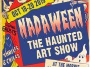 Morris Burner Hostel, Nadaween; The Haunted Art Show