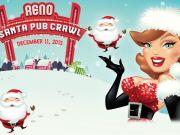 Reno- Sparks Events, Reno Santa Pub Crawl