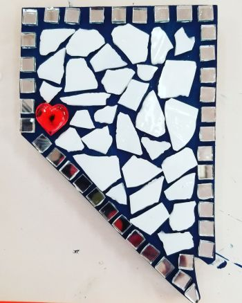 All Fired Up!, Mosaics