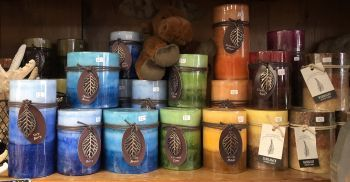 All Fired Up!, Scented Candles