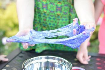 All Fired Up!, Take Home Slime Kit