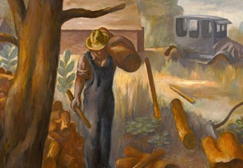 Nevada Museum of Art, The E. L. Wiegand Collection: Representing the Work Ethic in American Art