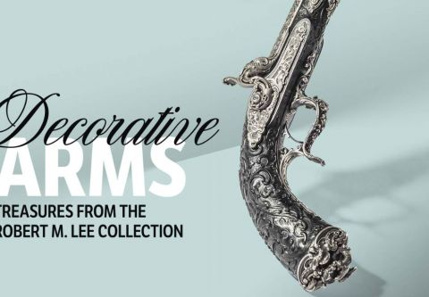 Nevada Museum of Art, Decorative Arms: Treasures from the Robert M. Lee Collection