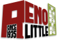 Logo for Reno Little Theater