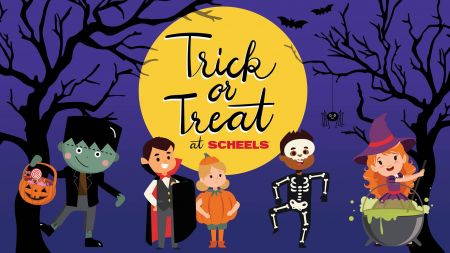 Reno- Sparks Events, Scheels Trick-or-Treat