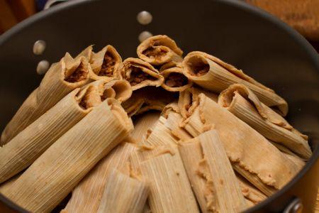 Bertha Miranda's Mexican Restaurant and Cantina, House Made Tamales (1 Dozen)