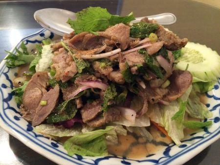 Moo Dang Thai Restaurant, Nam Tok