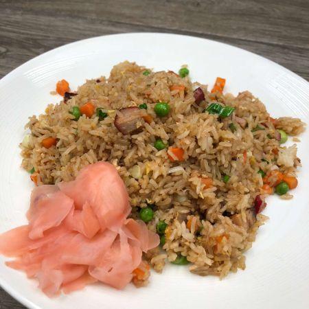 Moo Dang Thai Restaurant, Moo Dang Fried Rice