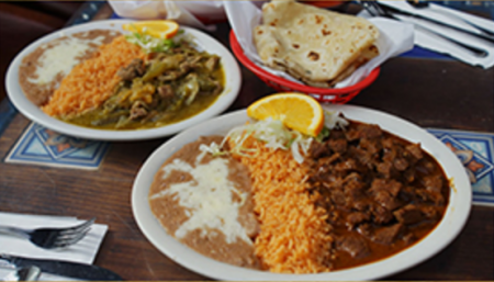 Bertha Miranda's Mexican Restaurant and Cantina, Wednesday Lunch Special