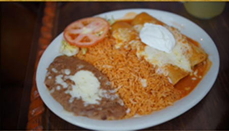 Bertha Miranda's Mexican Restaurant and Cantina, Friday Lunch Special