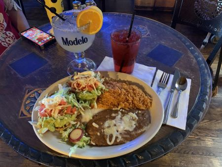Bertha Miranda's Mexican Restaurant and Cantina, Tuesday Lunch Special