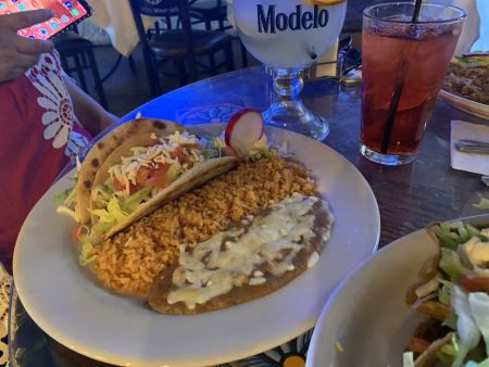 Bertha Miranda's Mexican Restaurant and Cantina, Thursday Lunch Special