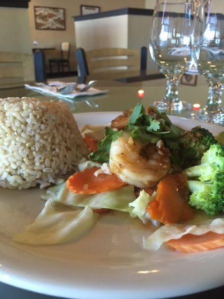 Moo Dang Thai Restaurant, Lunch Choice of Stir Fry