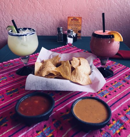 Si Amigos Mexican Restaurant, Two for One Margaritas (all day!)
