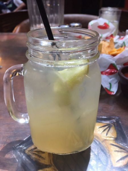 Bertha Miranda's Mexican Restaurant and Cantina, Happy Hour