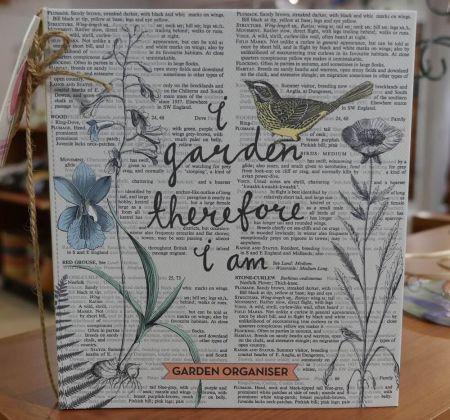 Wilbur D. May Center, Garden Organizer Book