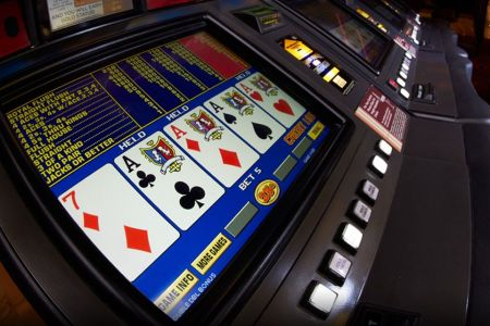 Rail City Casino, Video Poker