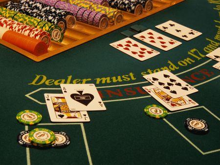 Rail City Casino, Table Games